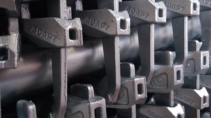 andamios homologados de aluminio
