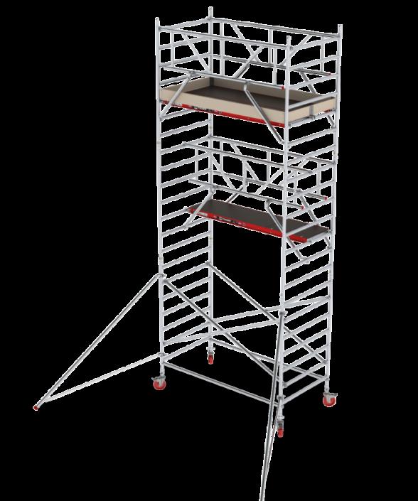 Torre Andamios de Aluminio