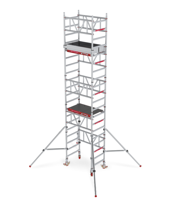 Torre andamios aluminio alquiler y venta